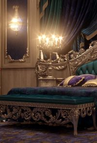 European Style Luxury Carved Bedroom Set - Top and Best ...