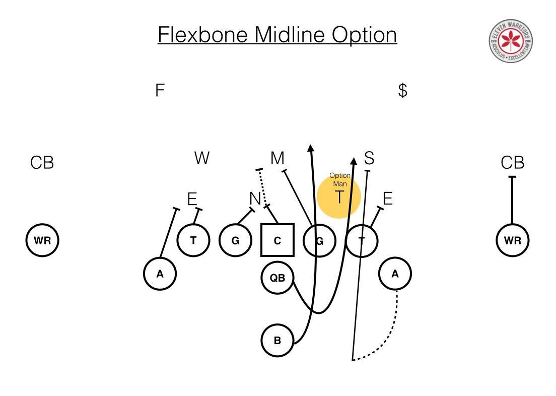 Spread Option Georgia Tech Playbook