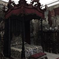 victorian bedroom gothic  | Pinteres