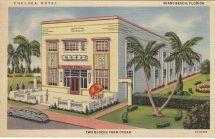 Chelsea Hotel Miami Beach FL