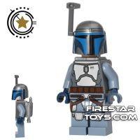 LEGO Star Wars Mini Figure - Jango Fett | legowish ...