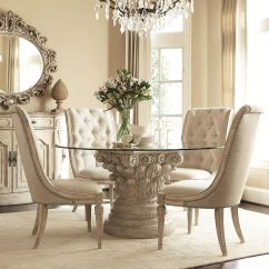 Glass Kitchen Table Sets Home Depot Countertops Jessica Mcclintock The Boutique Collection 5 Piece