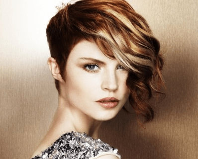 Women's Half Shaved Hairstyles Medium Length Google Search