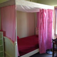 My friend Debbie made this canopy out of PVC pipes - I am ...