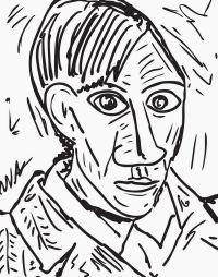 Pintores famosos: Pablo Picasso para nios. Cuadros para ...