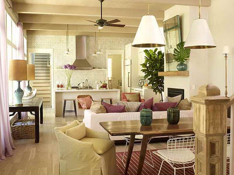 How To Decorate A Small House Interior Architecture And
