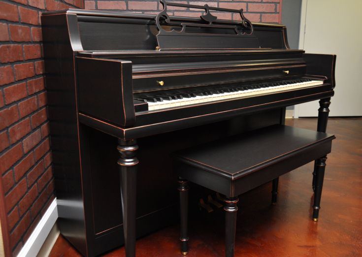 Best 25 Refinish piano ideas on Pinterest  Painted