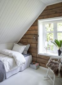 Attic Bedroom Design and Dcor Tips | Small attic bedrooms ...