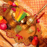 Pakistani Mehndi Decoration Plates | www.pixshark.com ...