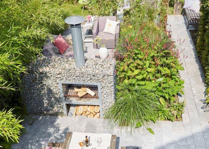 low maintenance small backyard garden ideas also