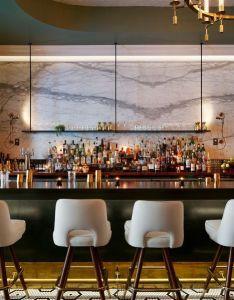 Artillery savannah united states surface interiors americas bar restaurant  also rh no pinterest