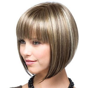 Bob With Bangs Hair Pinterest Bobs Bob Haircut With Bangs