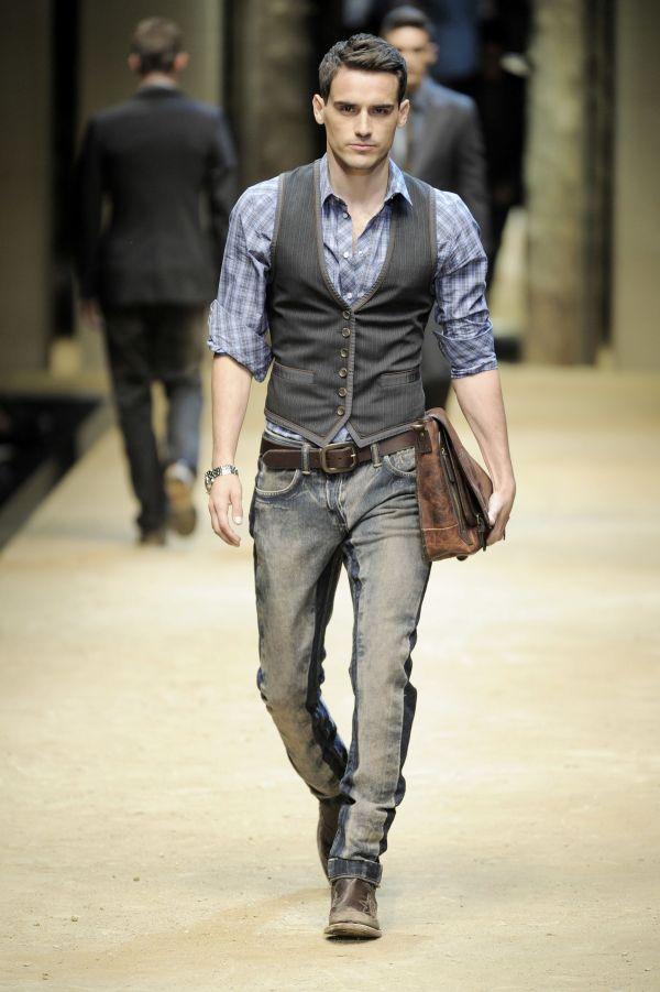 Men Summer Casual Fashion Style