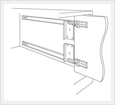 Vertical Overhead Doors Bar Garage Door Wiring Diagram