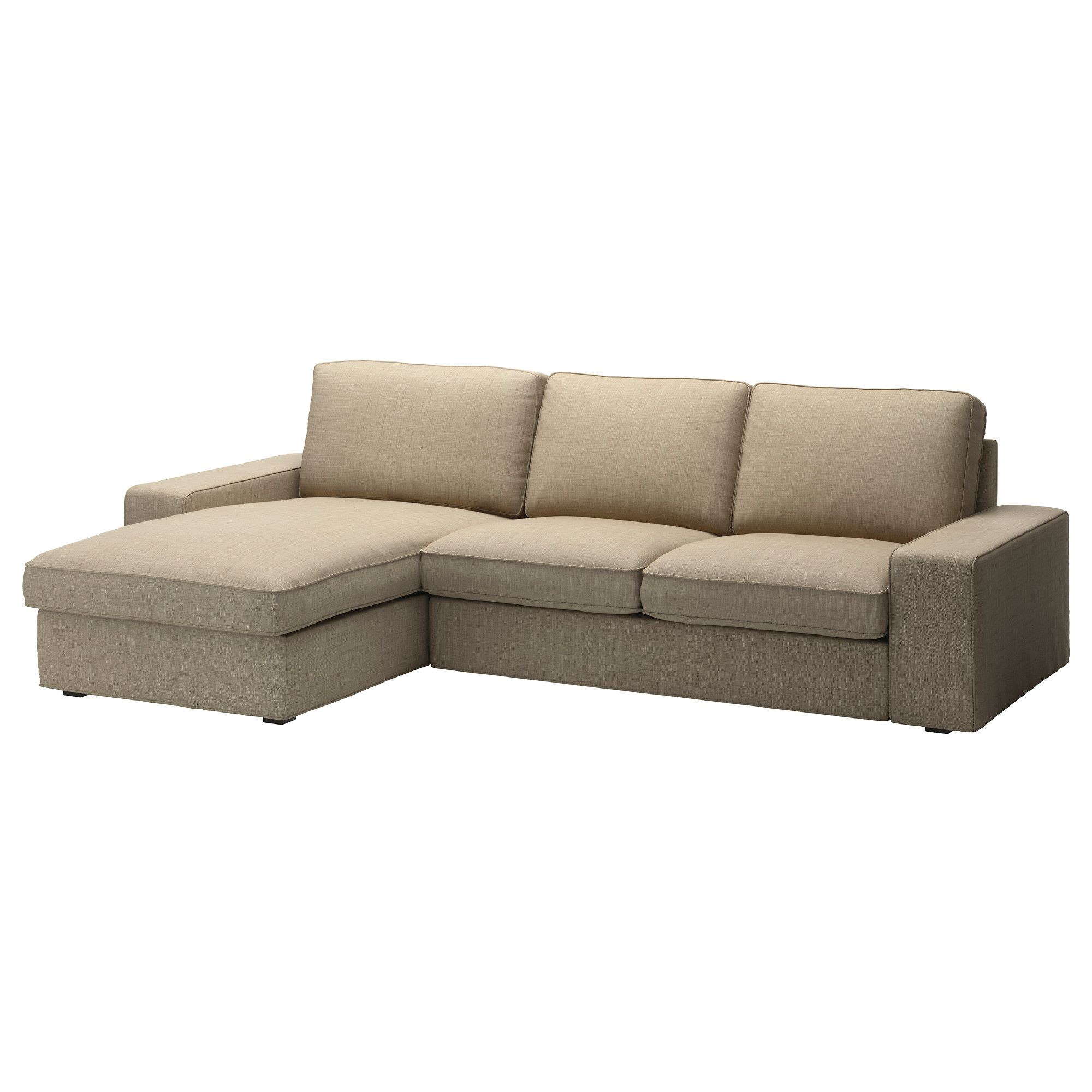 kivik sofa chaise which is posher couch or loveseat and lounge isunda beige ikea