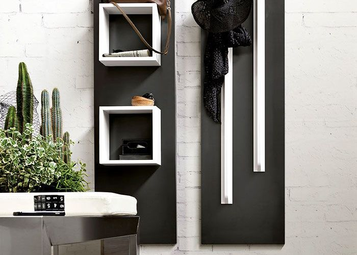 Wall panel system magnetika by ronda design also