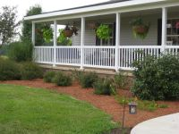 Country Front Porch Ideas