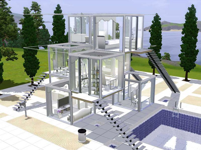 Sims 4 Houses Floor Plans Google Search Sims 4 Houses