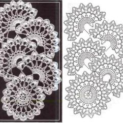 Russian Lace Crochet Scarf Diagram International Cub Tractor Wiring Borders / Insertions | Rahymah Handworks Heritage Pinterest Crochet, Ribbon ...