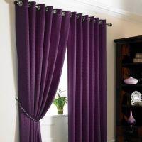 Plum Colored Bedroom Curtains | Integralbook.com