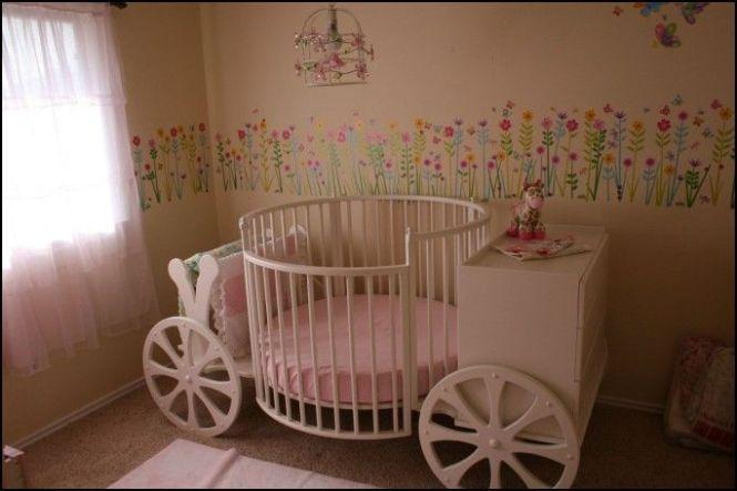 Round Baby Mattress