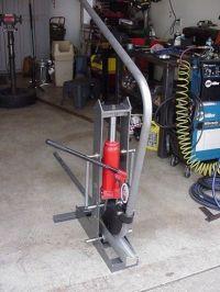 DIY TUBE BENDER | Garage | Pinterest | Metals, Metal work ...