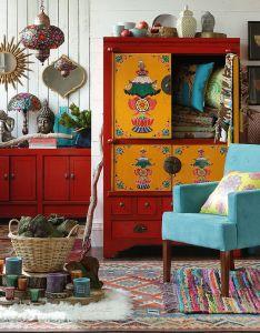 Si lo tuyo es un estilo relajado  hippie chic te also mas de imagenes sobre dream room en pinterest boho sillas rh