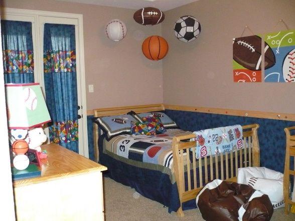 Basketball Room Ideas Sports Theme Boys Designs Decorating