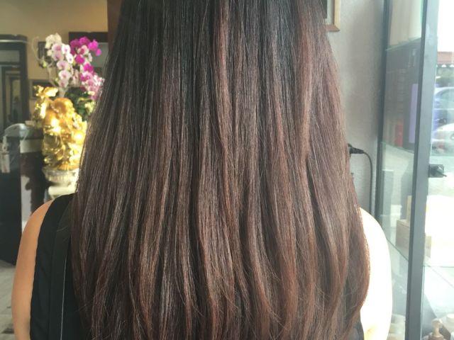 long layered hair with u shape | my stuff | pinterest | layered