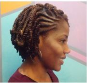 flat twist and two-stand