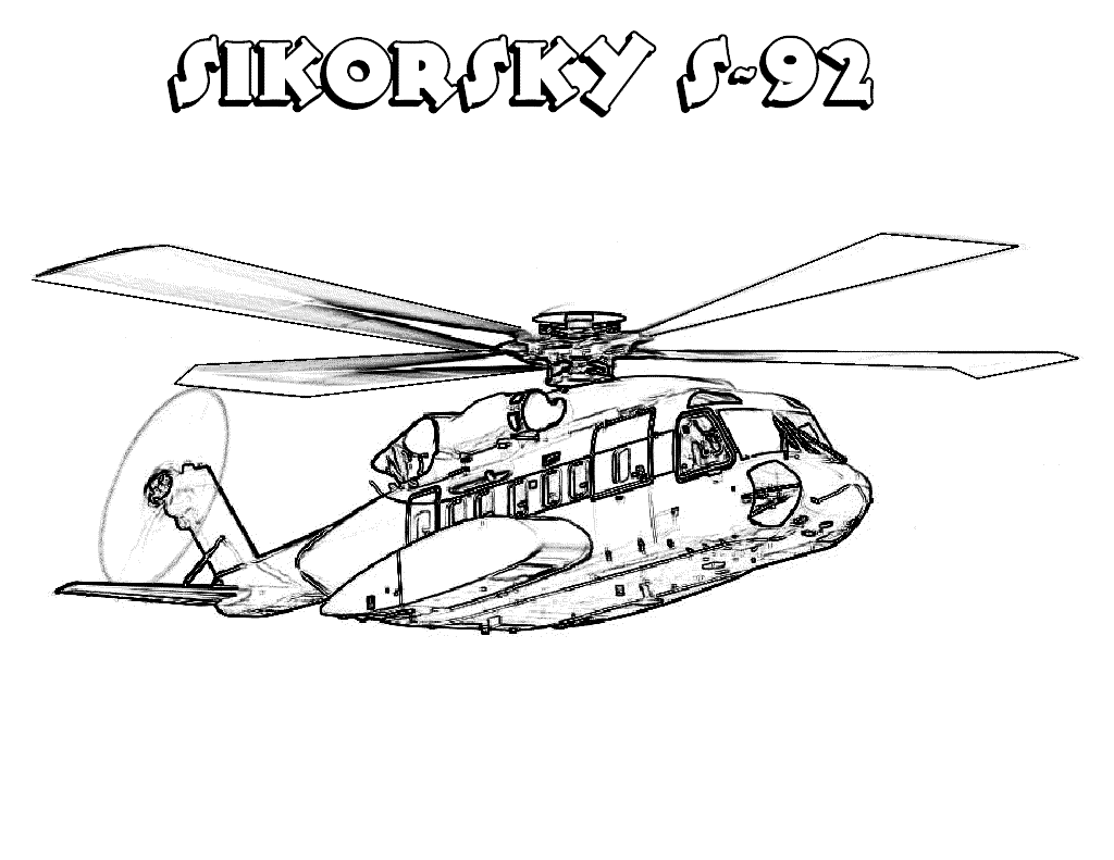 Helicopters Sikorskay
