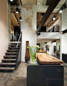 Decoracion de espacios con doble altura also inspiration interiors and rh pinterest