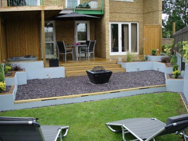 Garten Terrasse Gestalten Ideen – Domenoblog Info