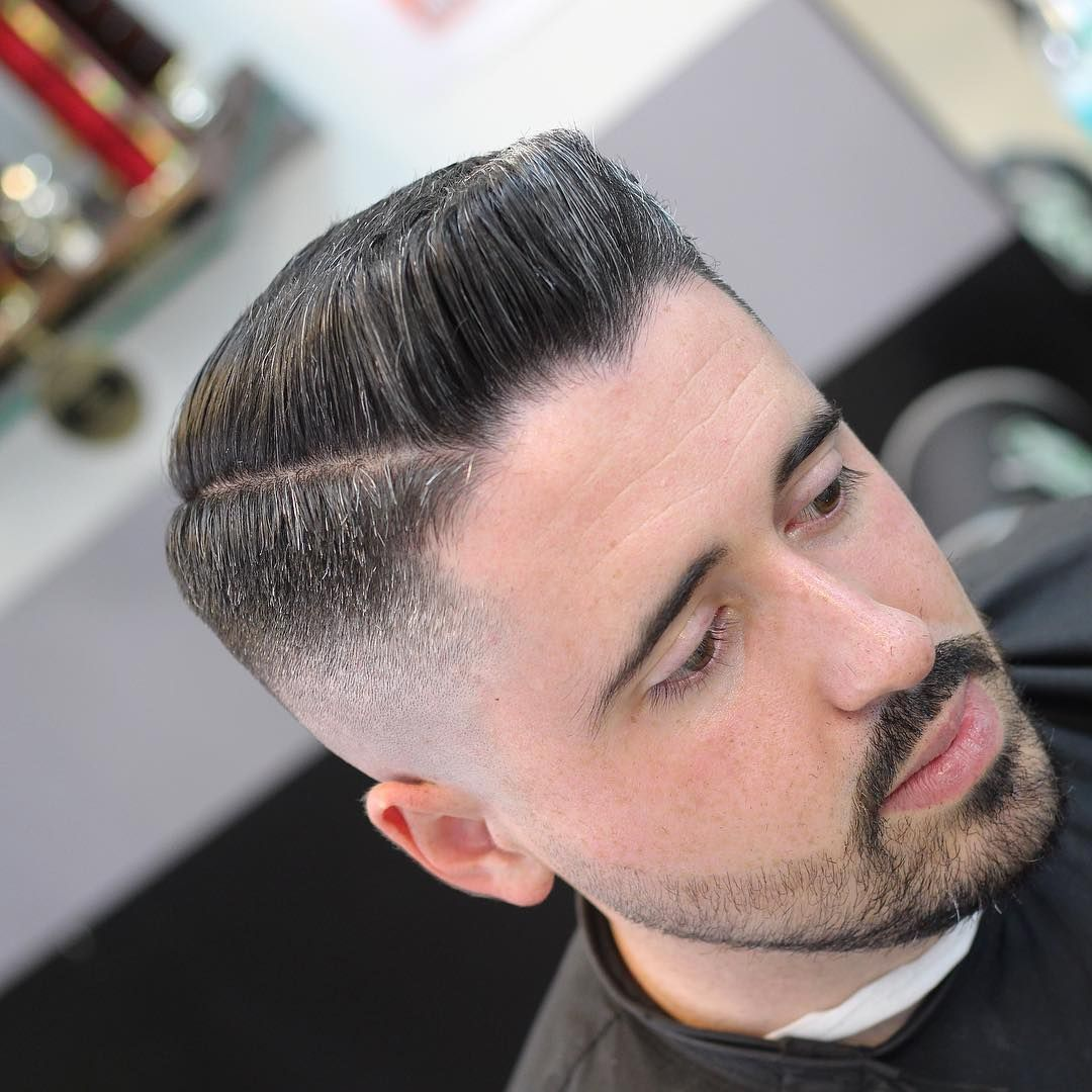 nice 80 Powerful Comb Over Fade Hairstyles - Comb On Over! | Trends | Pinterest