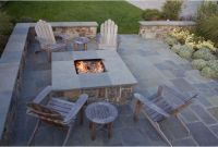 Homemade Fire Pit Designs | How to Make a Stacked Stone ...