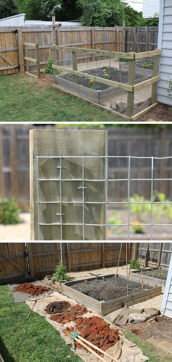 15 DIY Garden Fence Ideas That Will Create The Ultimate Garden