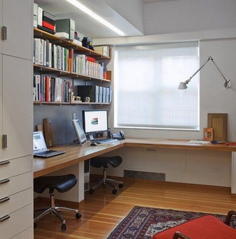 Home Office Design And Layout Ideas 03 Workspaces Pinterest