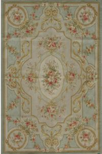 french rugs antique | Silk Aubusson rug | French rugs ...