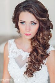 perfect long wedding hairstyles