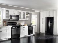 13 Amazing Kitchens with Black Appliances (Include How to ...