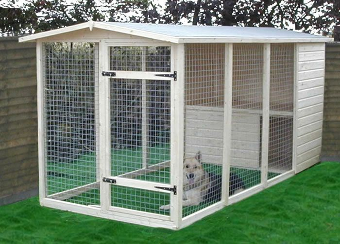 Image Detail For Houses Kennels And Catteries Dog Kennel And