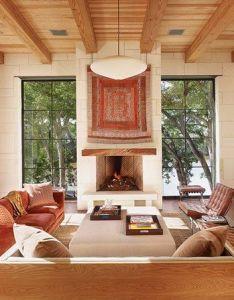 Stunning rustic modern home nestled on beautiful lake austin texas also rh pinterest