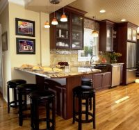 Kitchen Islands With Seating | Kitchen Islands with ...