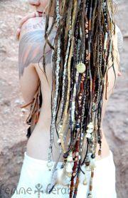medicine woman bohemian hair