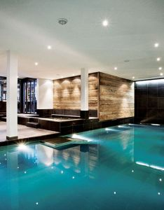 Cool outstanding indoor pool design for modern house https cooarchitecture also rh za pinterest