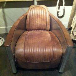 Restoration Hardware Aviator Chair Used Desk Sale Aviation Steampunk