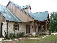 A favorite home design in Texas ... native limestone and ...