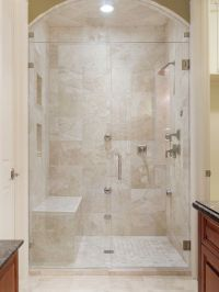 Bathroom Shower Bench Design, Pictures, Remodel, Decor and