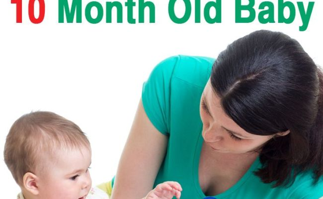 6 Learning Activities For 10 Months Old Baby Learning