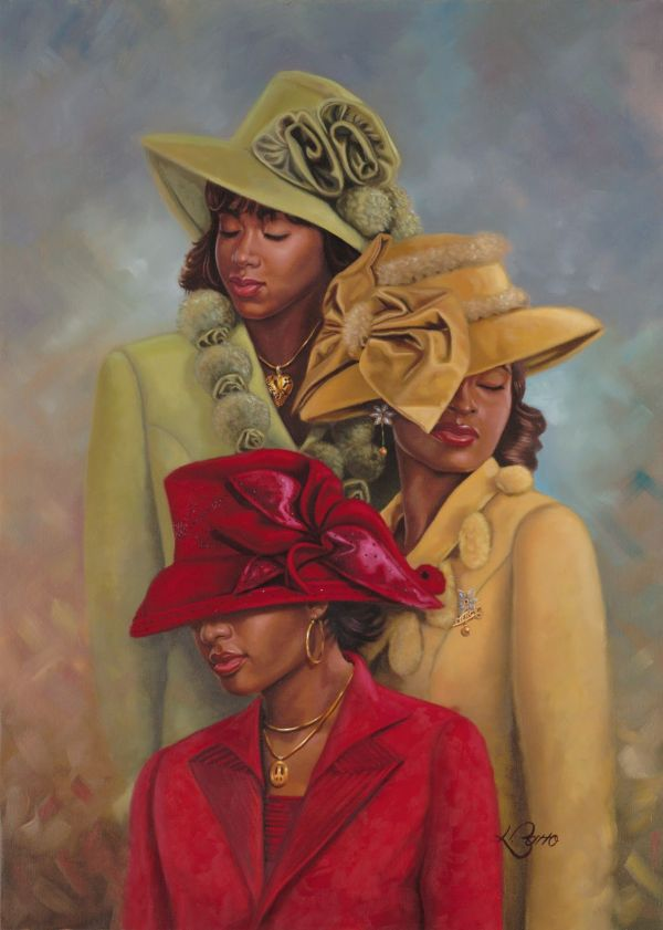 Henry Battle Figurative Africans And African American Art